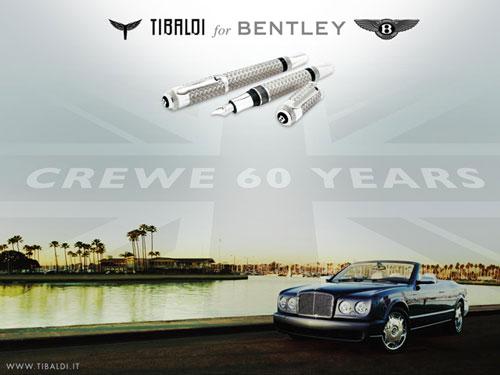 Tibaldi for Bentley