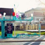 Nietypowy grający przystanek w centrum Warszawy wybudowany przez McDonald's