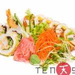 Sushi dla kobiet w ciąży? Czemu nie!