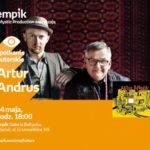 Artur Andrus | Empik Galeria Bałtycka