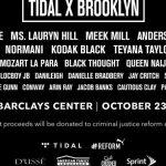 Lil Wayne, Ms. Lauryn Hill i wielu innych na TIDAL X BROOKLYN!
