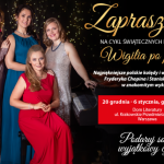 """Time for Chopin zaprasza na świąteczne koncerty """"Wigilia po polsku"""""""