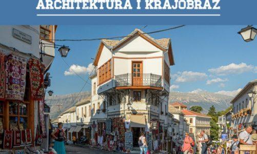 """Wystawa """"Albania – architektura i krajobraz"""" Jerzego Wyrębskiego w CH Osowa"""